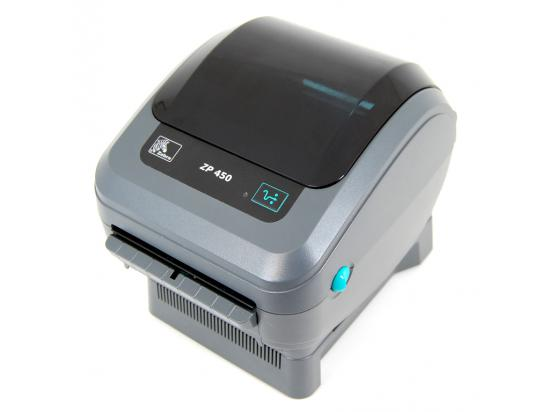 Zebra ZP450 Parallel Serial USB Label Printer
