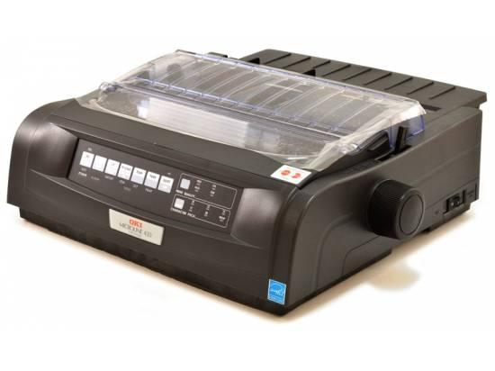 Okidata Microline 420 Parallel USB Printer - Black