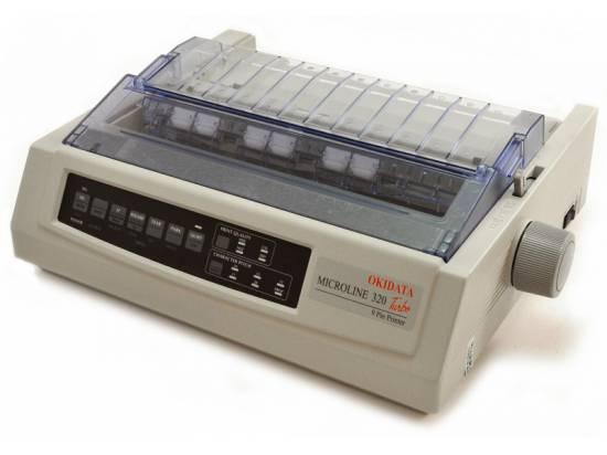 Okidata Microline 320 Turbo Printer (62411601)