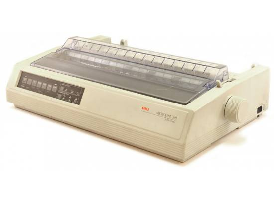 Okidata Microline 591 Printer (62409301) - Grade A