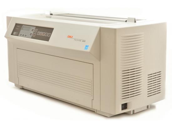 Okidata Pacemark 4410 Parallel Serial Printer (61800901)