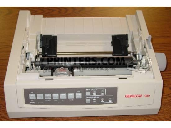 Genicom 930  (No top covers)