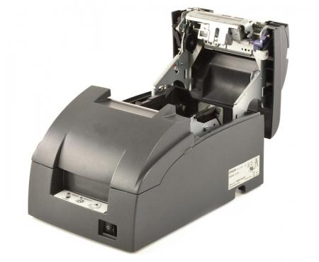 TM-U220B Ethernet Receipt Printer - Black