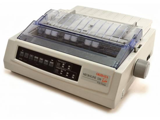 Okidata Microline 320 Turbo Printer Parallel/USB (62411601) Old Release