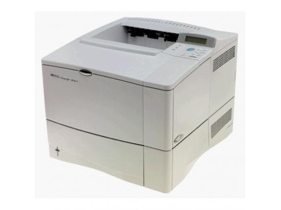 HP 4050N Parallel Serial Ethernet Laserjet Printer (C4253A) - Grade A