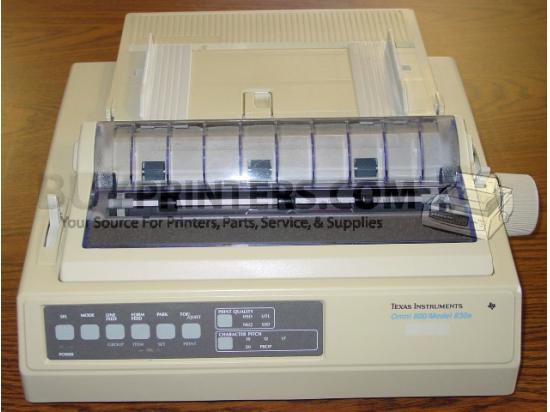 Texas Instruments TI 830E / Texas Instruments 830E/830