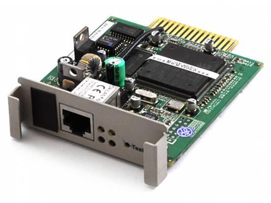 Okidata OkiLAN 6120i 10/100 Base-T Ethernet Print Server (70046501)
