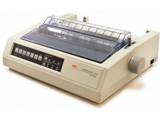 Okidata Microline 520 Parallel Printer (62409001) *New Open Box*