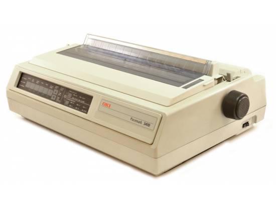 Okidata Pacemark 3410 Parallel Serial  Printer (61800801)