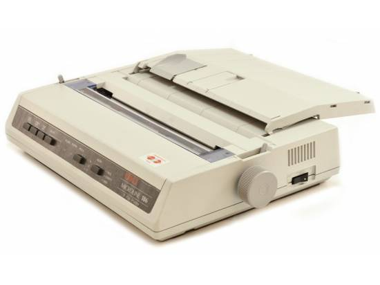 Okidata Microline 186 Parallel USB Printer (62422301) *New Damaged Box*