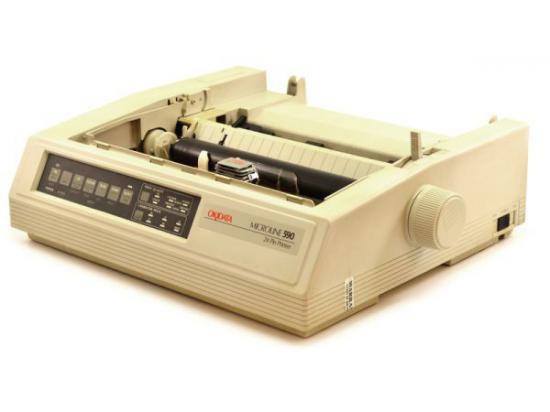 Okidata Microline 590 Printer - No Accessories (62409201) - Grade A