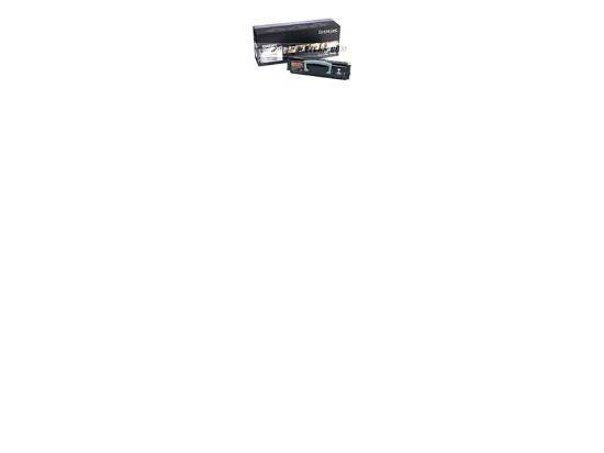 Lexmark 12A8305 Black Toner Cartridge Remanufactured