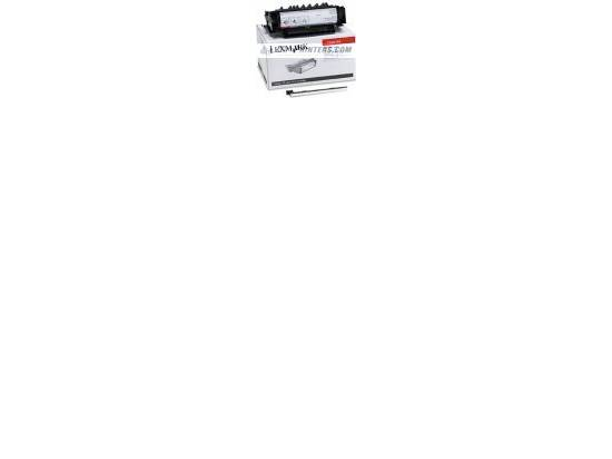 Lexmark 17G0154 Black Toner Cartridge Remanufactured