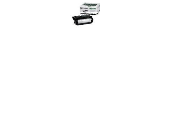 Lexmark 12A6765 Black Toner Cartridge Remanufactured