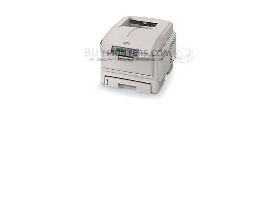 Okidata C6100hdn Color Laser Printer 62426607