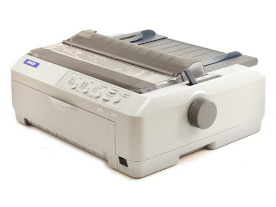 Epson FX-890 Dot Matrix Impact Parallel USB Printer - (C11C524001)