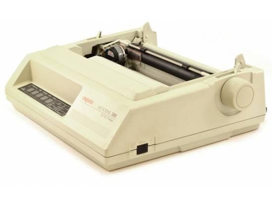 Okidata Microline 380 Parallel Printer - No Accessories (GE5255A)