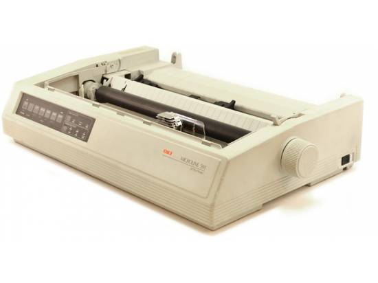 Okidata Microline 591 Printer - No Accessories (62409301) - Grade A