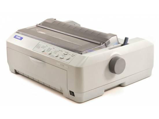 Epson LQ-590 Parallel USB Impact Printer - Grade A (C11C558001)