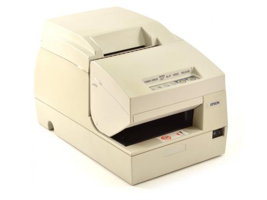 Epson TM-U675 Multifunction Printer (M146A) - White - Grade A