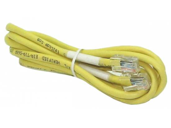 Ethernet Cable - RJ45  - 6 ft.
