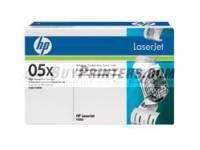 HP CE505X Toner Cartridge:  Printer 2055