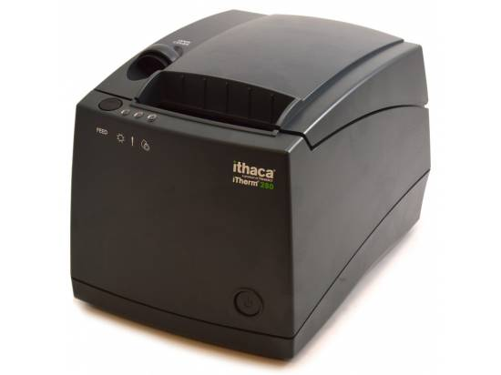 TransAct Ithaca iTherm 280 Receipt Printer - Serial Interface (280-S)
