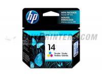 HP C5010D Tricolor Ink Cartridge  #14