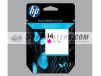 HP C4922A Magenta Printhead #14