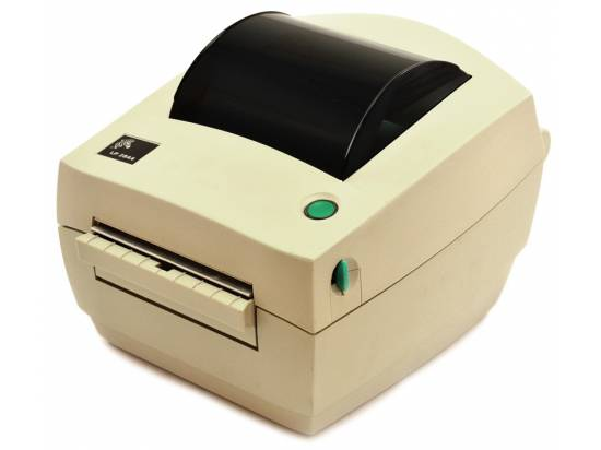 Zebra LP 2844 Parallel Serial USB Thermal Barcode  Label Printer (2844-20300-0001) - Grade A
