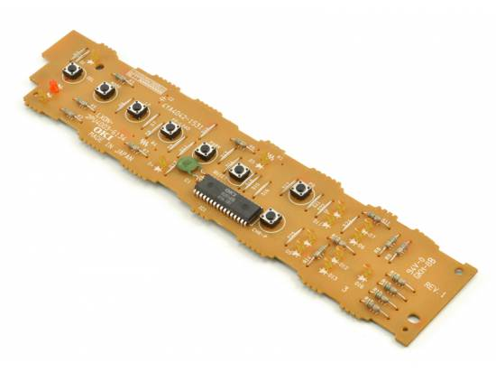 Okidata SSD Operator Panel LXON (55075011)