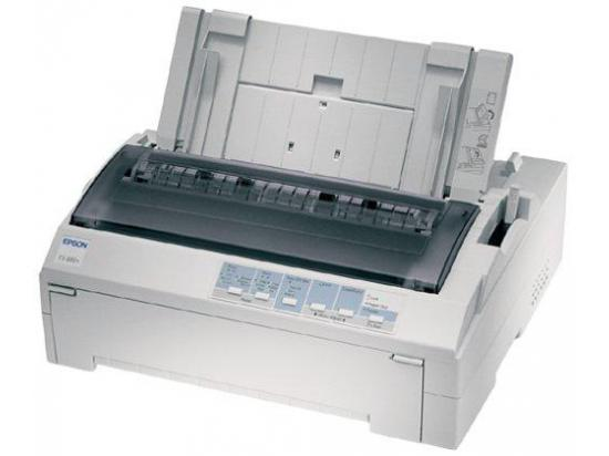 Epson FX880 Plus Parallel USB Impact Printer (C11C422001)