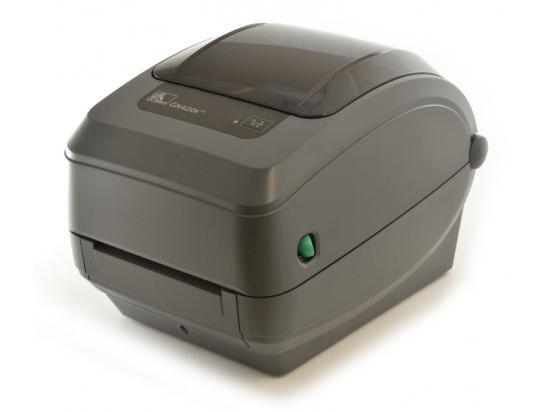 Zebra GX420T Serial Ethernet USB Label Printer (GX42-100410-000) - Grade A