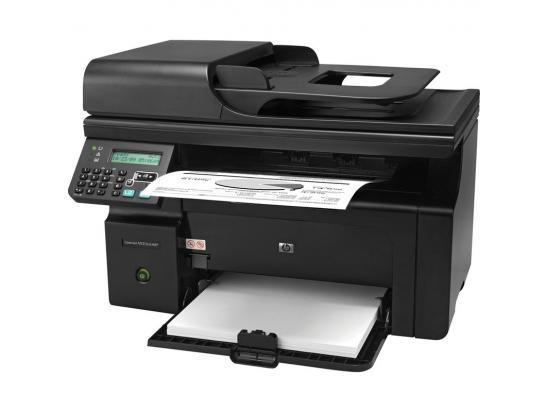 HP LaserJet Pro M1212nf Network Monochrome All-in-One Laser Printer