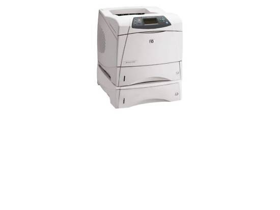 HP 4300tn Parallel Ethernet Laser Jet Printer (Q2433A)