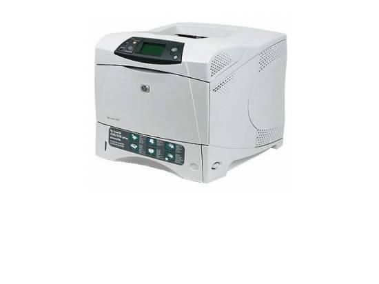 HP 4300n Parallel Ethernet Laser Jet Printer (Q2432A)