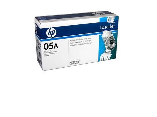 HP P2035 OEM Toner CE505A