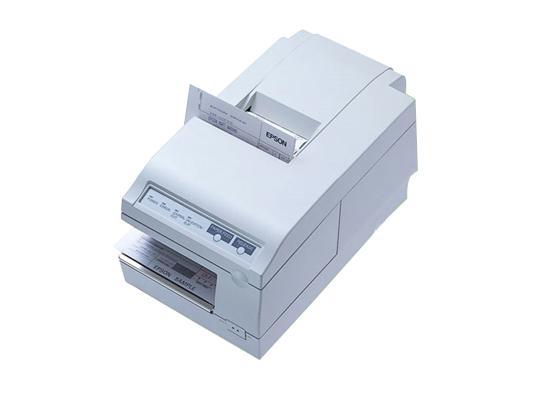 Epson TM-U375 Serial Receipt Printer (M63UA) - White