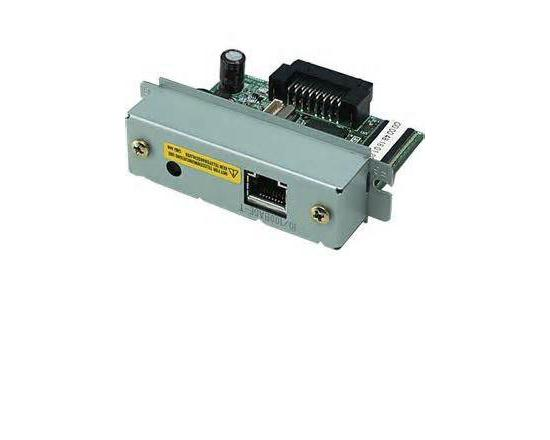 Epson Ethernet Network Interface Card (UB-E02)