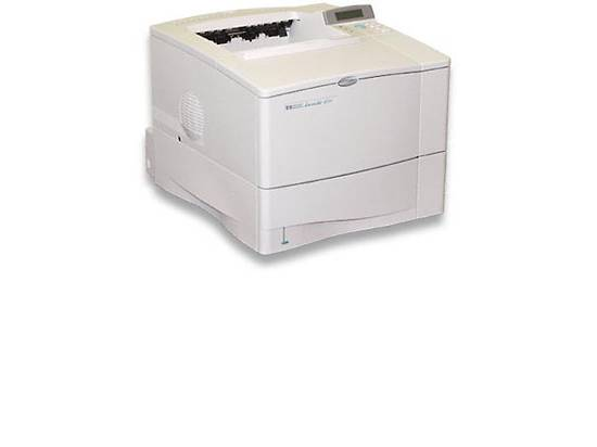 HP LaserJet 4100TN Parallel Ethernet Printer (C8051A)