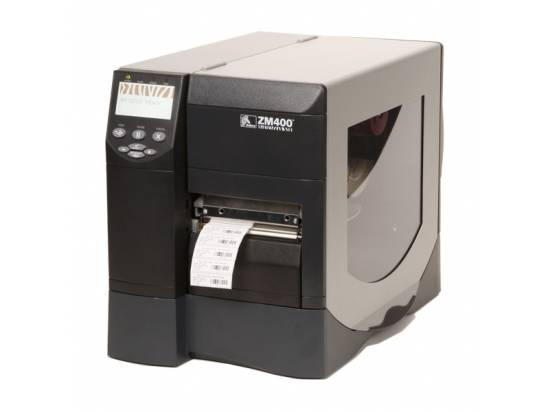 Zebra ZM400 Parallel Serial USB Barcode Label Printer (ZM400-2001-0000A)