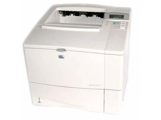 HP LaserJet 4100N Parallel Ethernet Printer (C8050A)