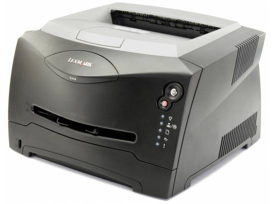 Lexmark E330 Laser Printer Refurbished