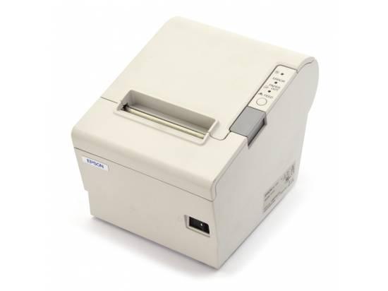 Epson TM-T88IV Receipt Printer (M129H) - White - Grade A
