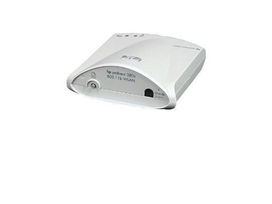 HP Jetdirect 380x Wireless Print Server J6061A