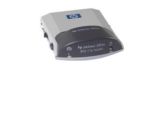 HP Jetdirect 280m 802.11b Wireless Print Server J6044A