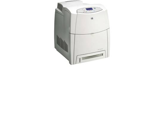 HP Color LaserJet 4600dn Parallel Ethernet Printer (C9661A)
