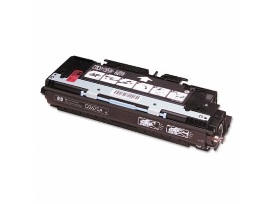 HP 3700 OEM Toner Black Q2670A