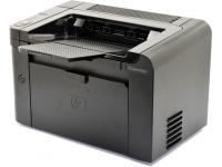 HP LaserJet Pro P1606DN Monochrome Printer - Black