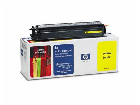 HP 8500 OEM Toner Yellow C4152A *New Open Box*
